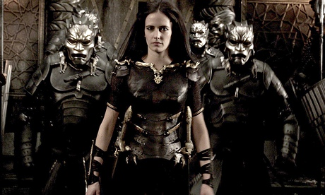 300: Rise of an Empire Eva Green as Artemisia